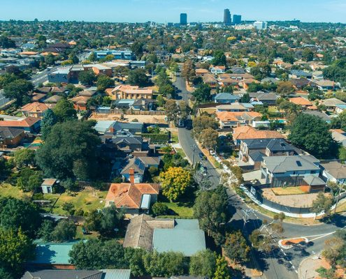 Residential Drone Imagery